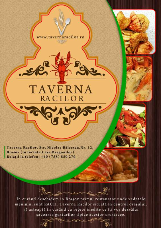 Comanda Taverna Racilor