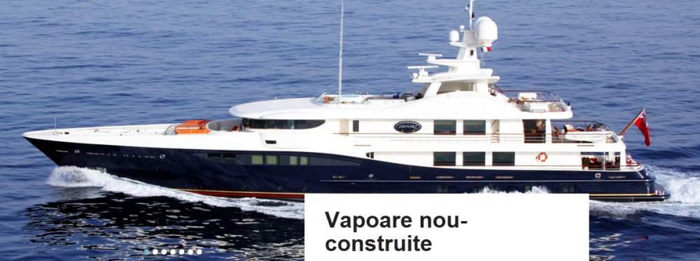 Comanda Vapoare nou-construite