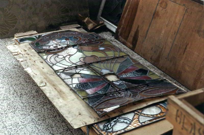 Comanda Servcii de restaurari de vitralii