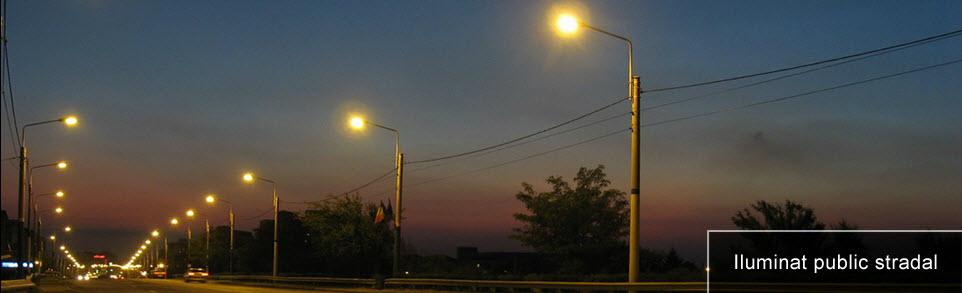 Comanda Iluminat public stradal