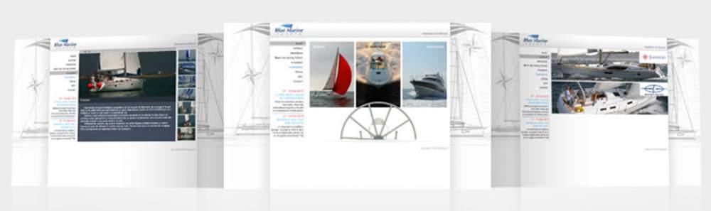 Comanda Blue Marine Yachts