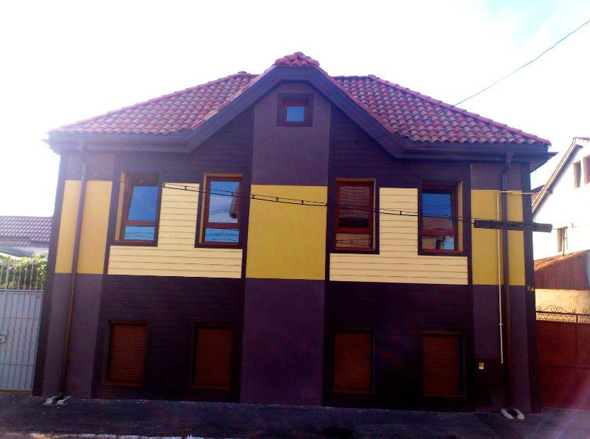 Comanda Constructie de case de vacanta din lemn