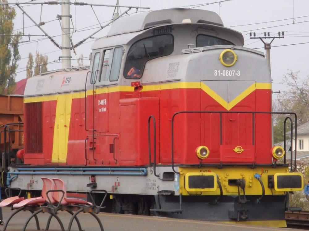 Comanda Efectuarea operatiilor de manevra feroviara pe linii principale si secundare, in calitate de operator de manevra licentiat