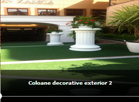 Coloane decorative exterior 3