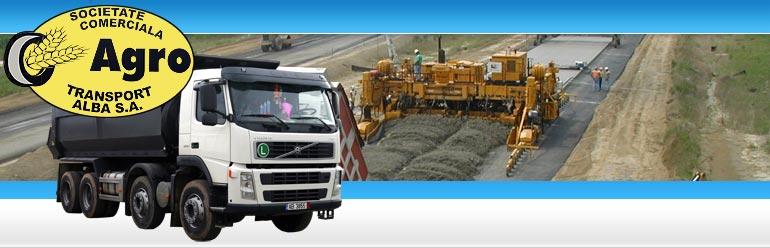 Comanda Transport pământ şi materiale din excavaţii