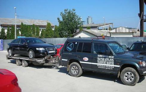 Comanda Servicii rutiere - tractari auto