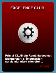 Comanda CUSTOMER SERVICE EXCELLENCE CLUB
