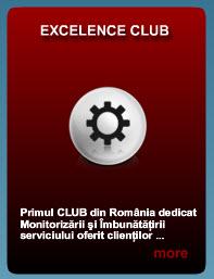 Comanda CUSTOMER SERVICE EXCELLENCE CLUB