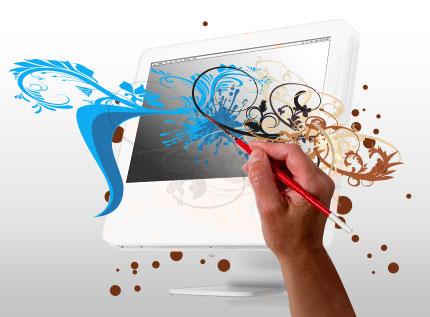 Comanda Web design