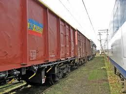 Comanda Transport feroviar cu asigurare pentru marfa