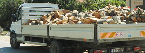 Comanda Transportul materialelor de constructii contra cost.