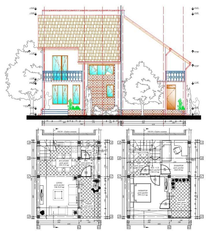Comanda Proiectare cladiri de locuit