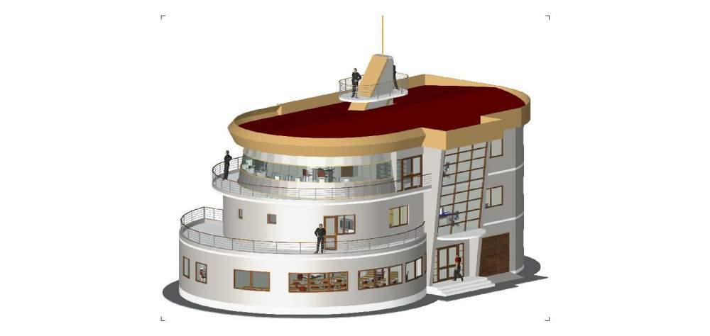 Comanda Servicii arhitectura
