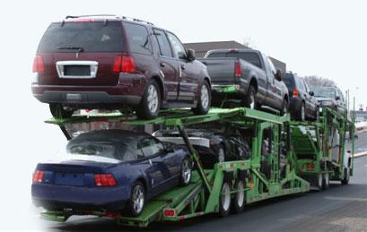Comanda Transport auto