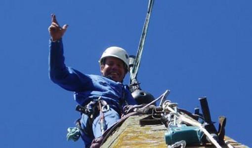 Comanda Alpinism industrial - Lucrari intretinere furnale, piloni industriali