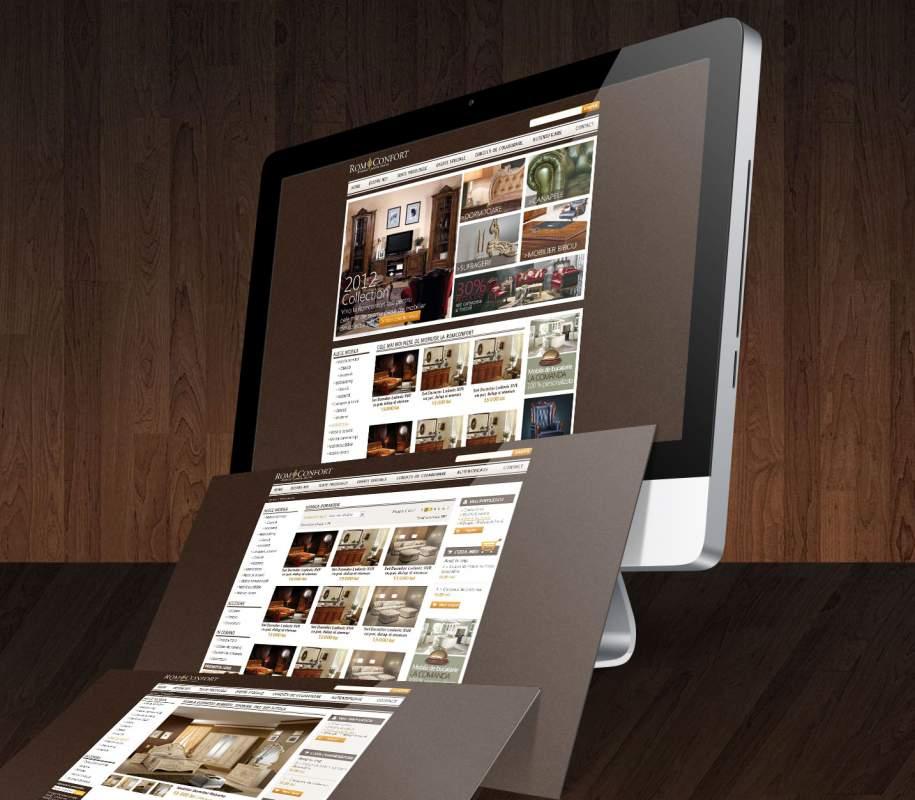 Comanda Creare de magazin online