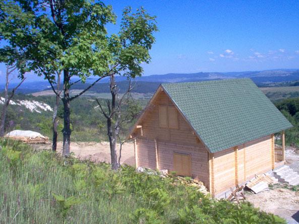 Comanda Izolare acoperis de cabana