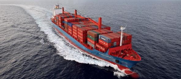 Comanda Transport maritim de marfa