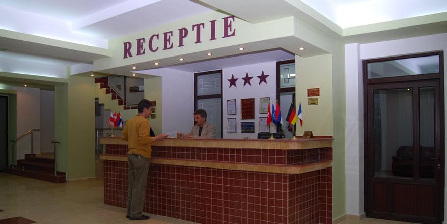 Comanda Camere de hotel