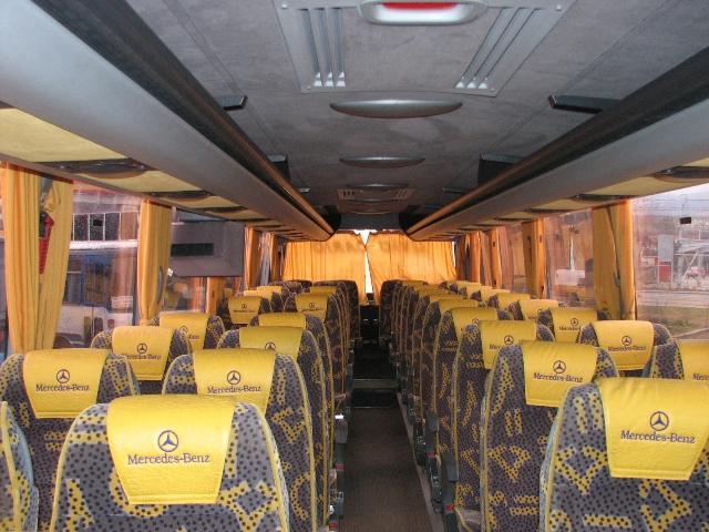 Comanda Transport persoane cu autobuzul