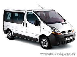 Comanda Servicii de transport persoane