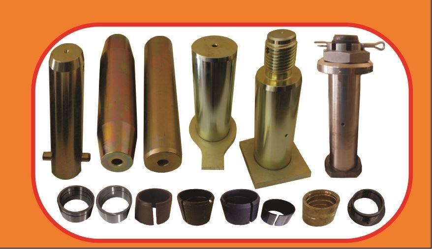 Comanda Sell spare parts for construction equipment