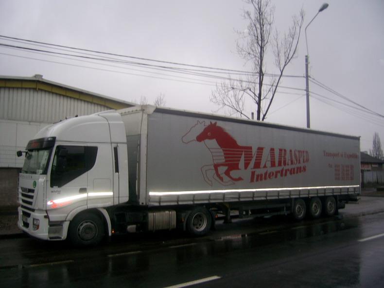 Comanda Transport de marfa