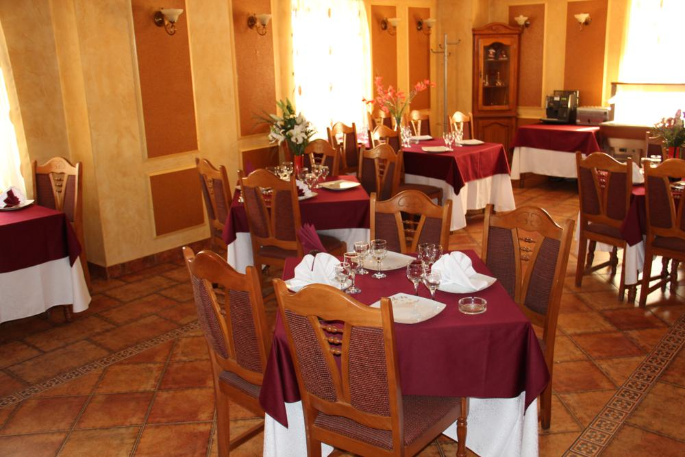 Comanda Restaurant Europa