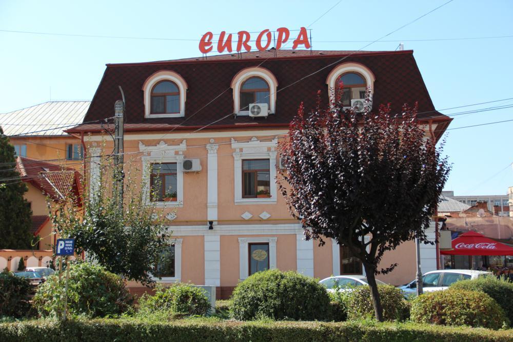 Comanda Camere hotel Europa