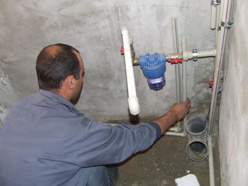 Comanda Instalatii de apa