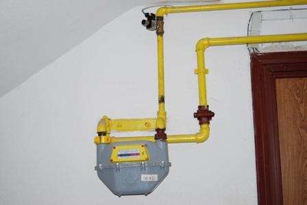 Comanda Instalatii de gaze