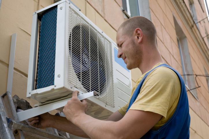 Comanda Instalatii climatizare