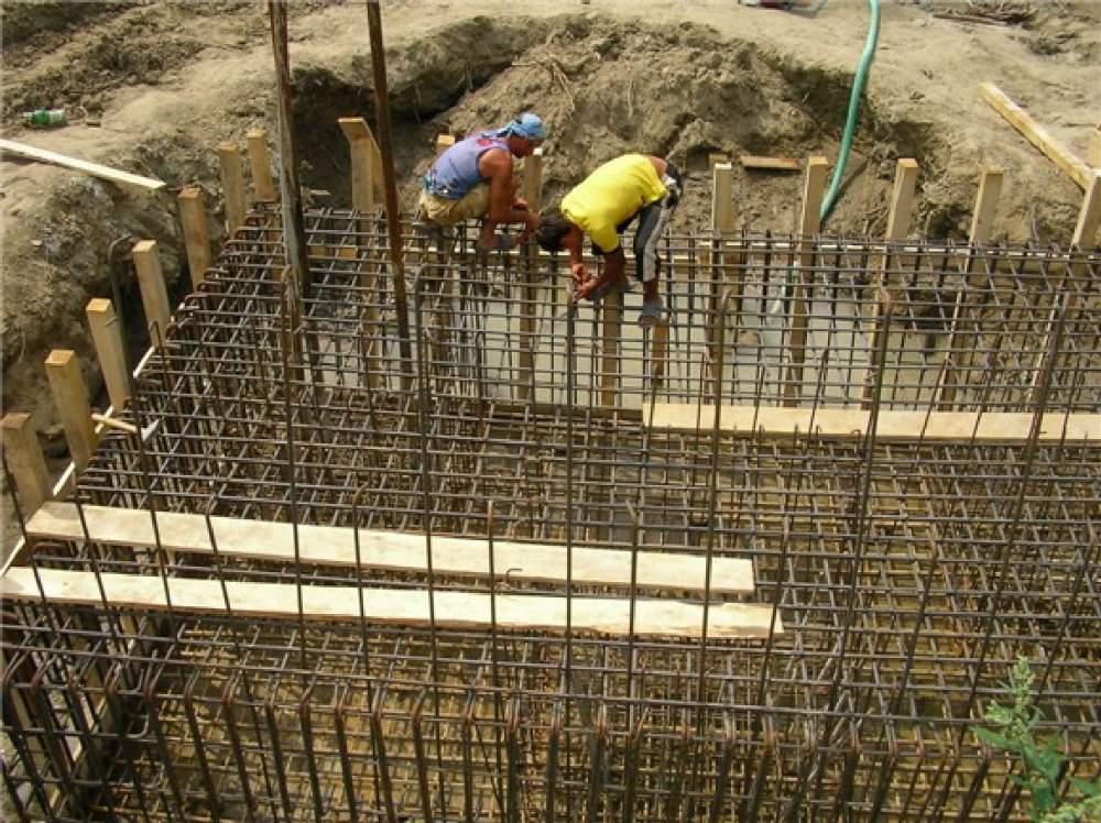 Comanda Lucrari pe schele de constructie