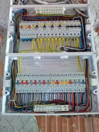 Comanda Instalatii electrice si cabluri