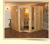 Comanda Sauna