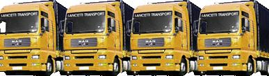 Comanda Transport cargo