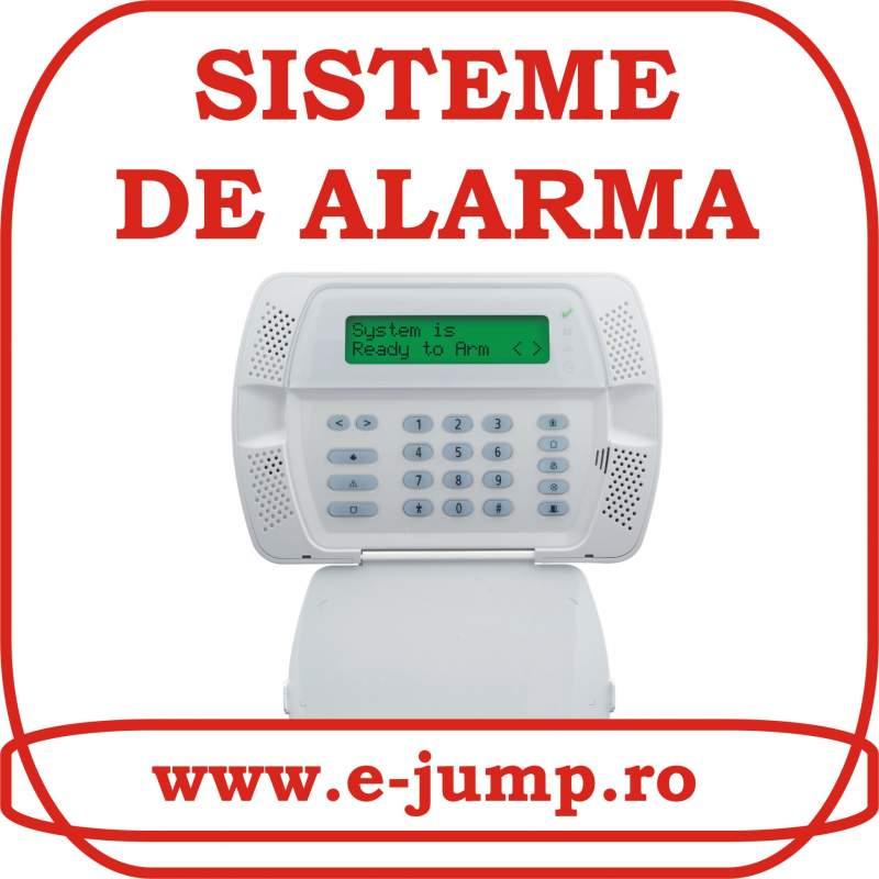 Comanda Proiectare si instalare sisteme de alarma antiefractie