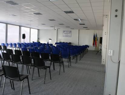 Comanda Inchirierea salii de conferinte din incinta complexului expozitional