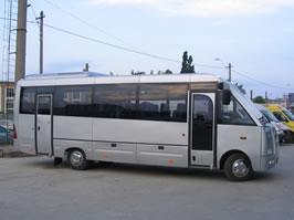Comanda Inchiriere autocar Cibro 30 locuri