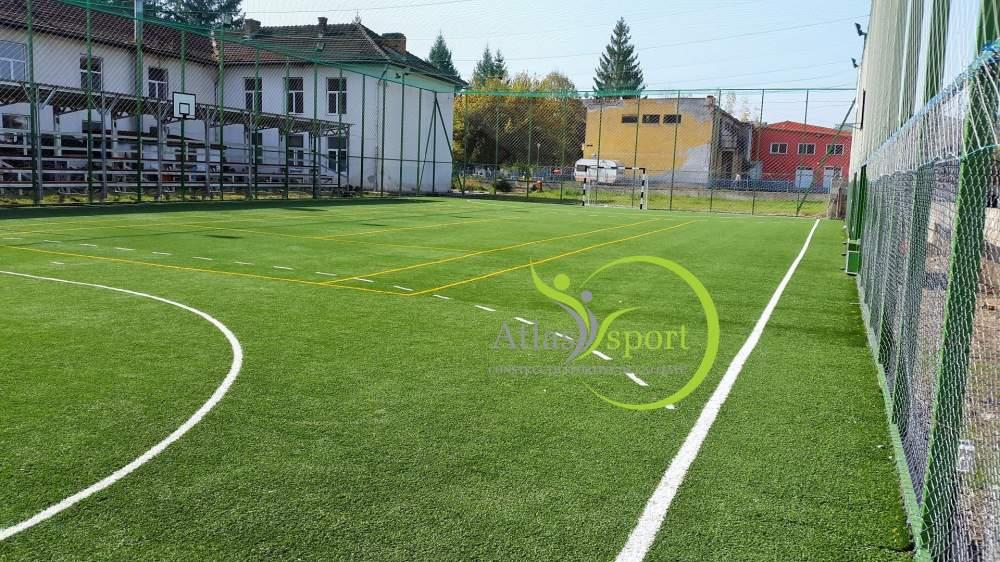 Comanda Constructii terenuri sportiveConstru