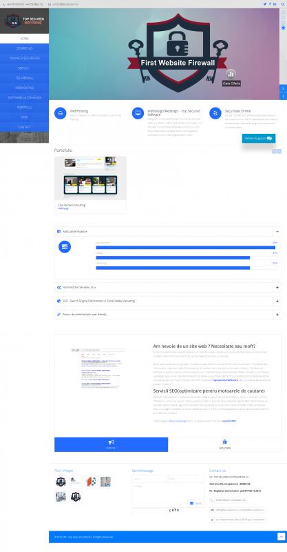 Comanda Web Design sau Webdesign