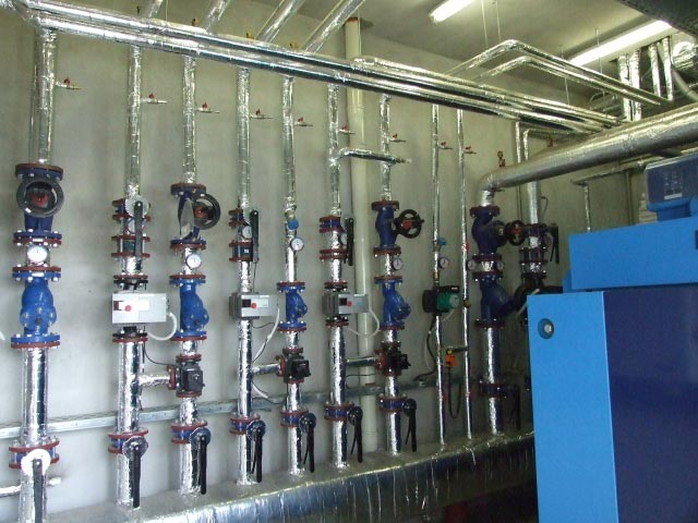 Comanda Executie instalatii sanitare civile si industriale