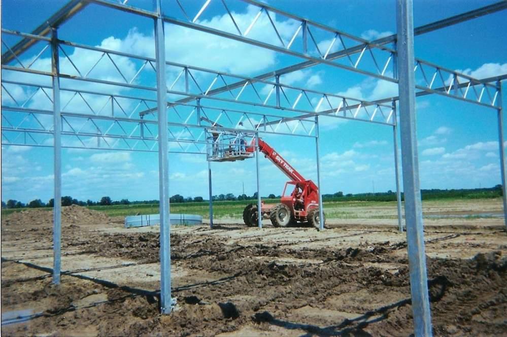 Comanda Supervizare de montaj sere si solarii, supervizare montaj echipamente specifice sere