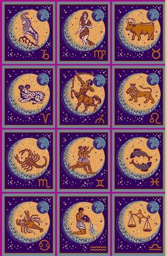 Comanda Mochete tematice zodiac