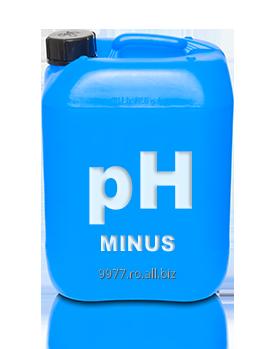 Comanda Reglarea pH-ului apei din piscina