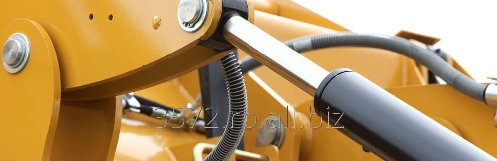 Comanda Service echipamente si utilaje de constructii sau tehnice