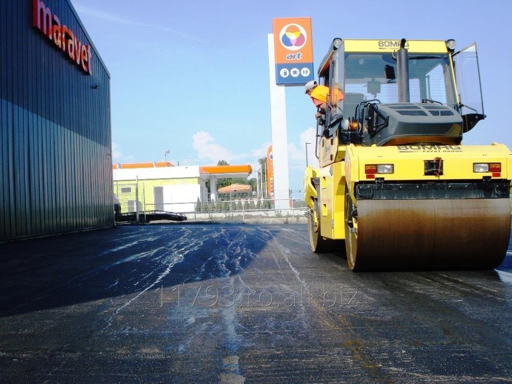 Comanda Servicii asfaltare