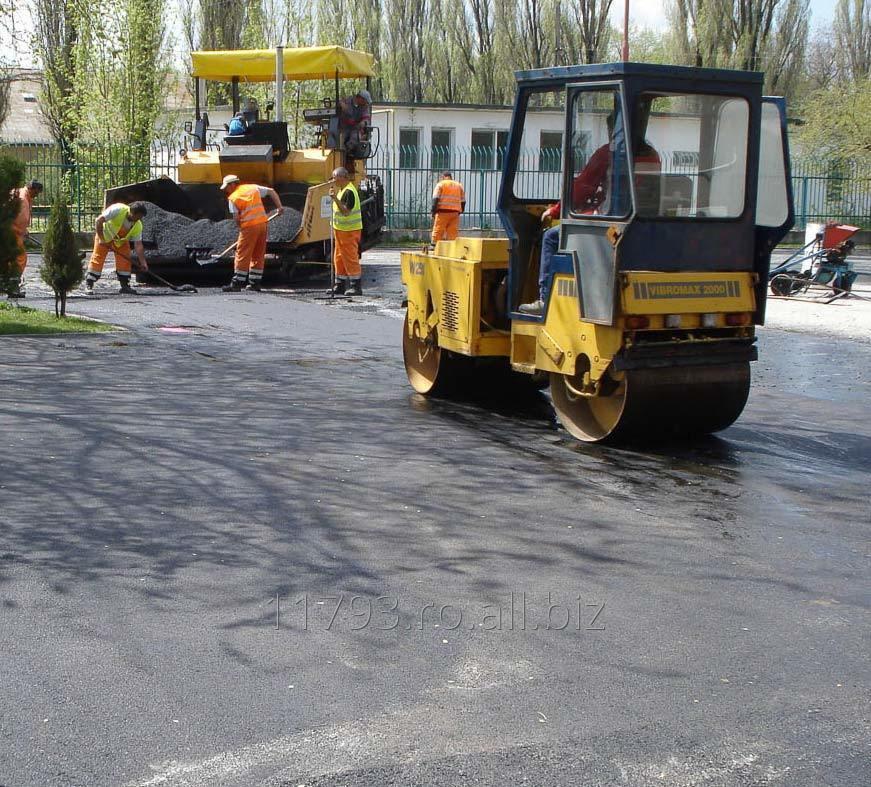Comanda Lucrari de asfaltare, asfaltari