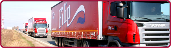 Comanda Transport international de marfuri generale