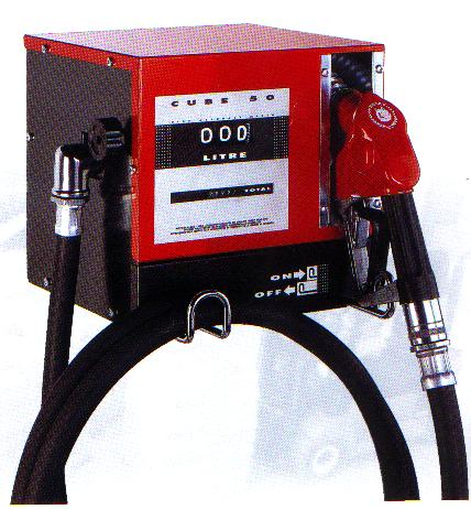 Comanda Distribuitoare de carburanti pentru garaje (aplicatii noncomerciale)